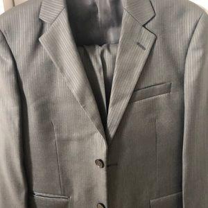 Boys suit with vest size 14/16